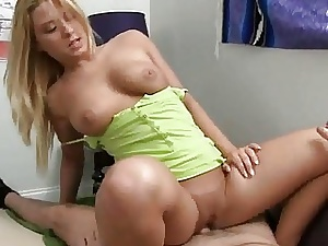 Wicked penis pleasuring with gorgeous gals