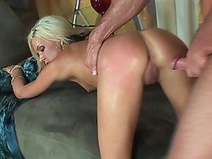 Wild overheated ass pounding front with Kacey Jordan