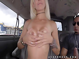 Ivy Stone is a skinny hot fuck knick-knack