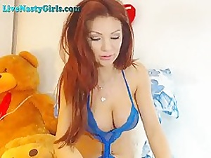 Faultless Webcam Girl Loves To Cum For You