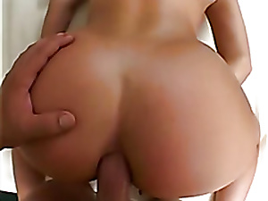 Little Blondie Gets Ass Fucked