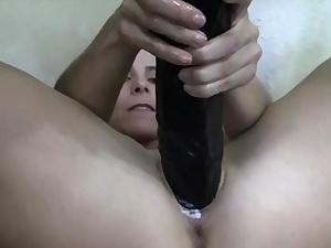 Mature Doll Bodybuider Plumbs Hefty Dark-hued Fuck stick