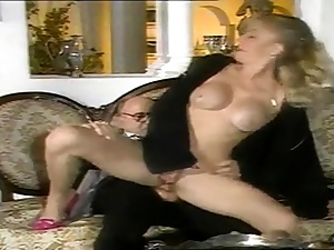 Nubile FRENCH Penetrates FAT TEACHER