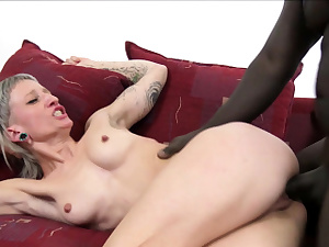 Street Bitch chat to Porno Audition for Currency by Big black cock Freddy