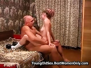 Young Russian Stepdaughter Ask Not Daddy For Fuck-fest