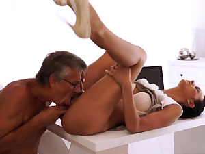 Older french gangbang and cherry cougar hardcore Ultimately she's got