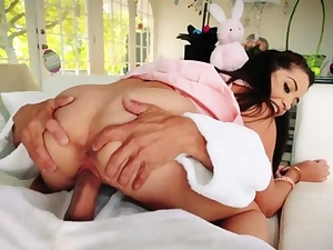 Teen tug and gargle compilation hardcore Uncle Fuck Bunny