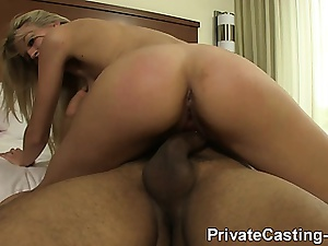 Private Casting X - Wannabe hew loves in the money rough