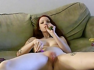Enlivening oral sex doggystyle pounding